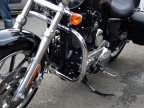 Harley-Davidson Sportster 883 & 1200 XL Highway Crash Bar Engine Guard Chrome